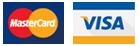 Creditcards geaccepteerd
