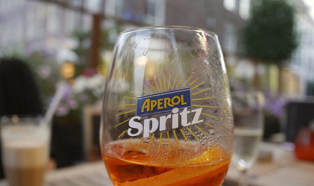 Italie : le spritz
