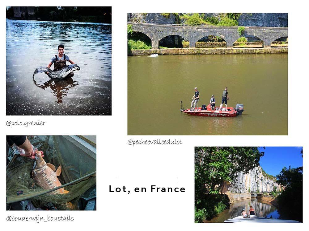 Le Lot en France