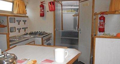 Kingfisher WHS - salon/keuken