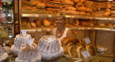 Boulangerie traditionnelle française