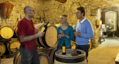 Wijnproeverij in Tannay