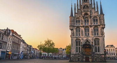 Market Square, Pays-Bas