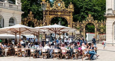 Restaurant Al Fresco à Nancy
