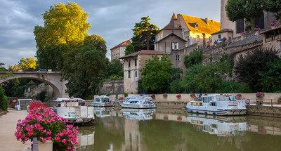 Belle ville médiévale de Nérac