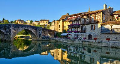 Historische stad Nerac