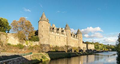 Kasteel Josselin Bretagne