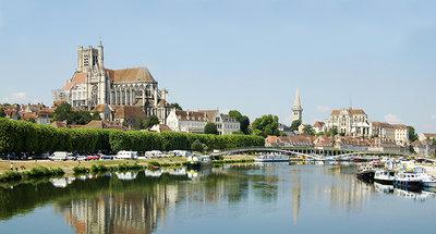 Eglise romane de Auxerre