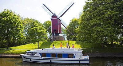 Varen in alle Le Boat regio's