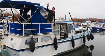 Le Boat klanten vertellen over het kopen van een tweedsehands boot