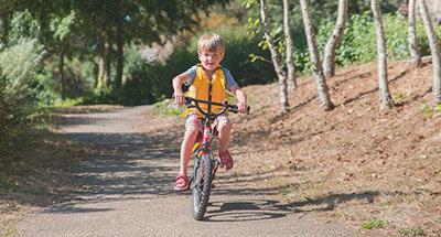 Balade à vélo en Bretagne