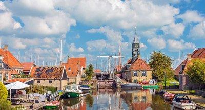 Weekend varen in Friesland