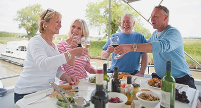 Gastronomy on the Midi
