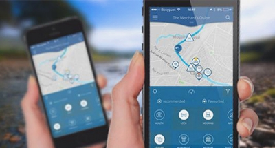 Le Boat App - Routeplanner