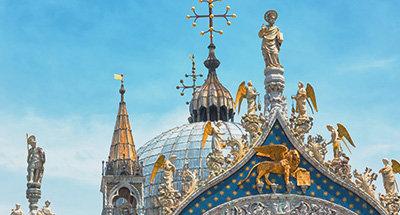 Basilek van San Marco, Italië
