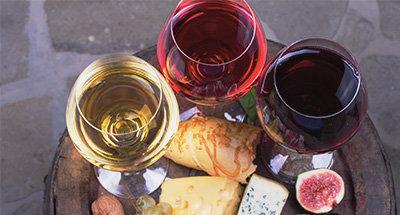Wijn en spijs