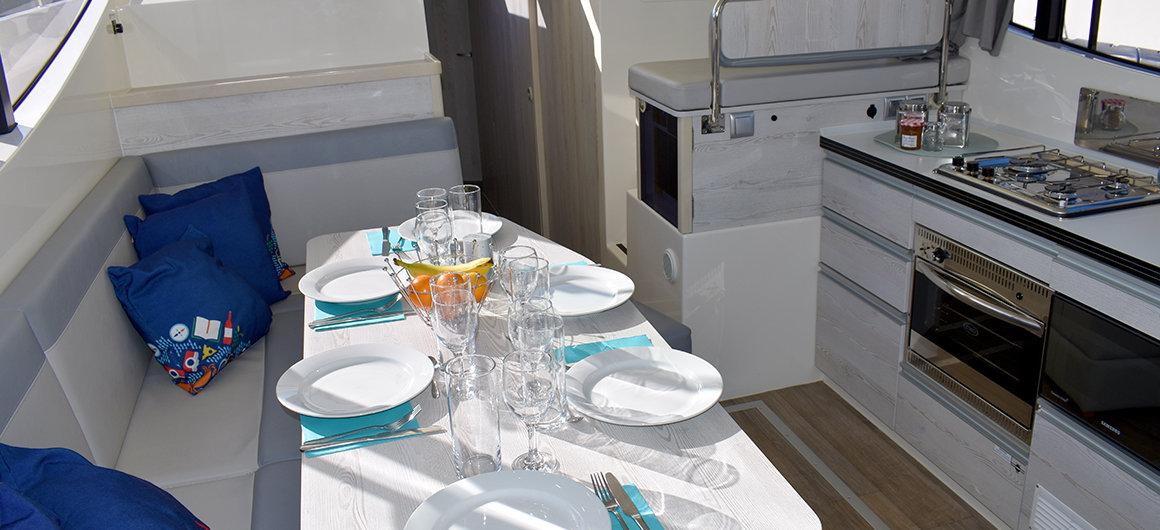 Horizon 4 - Salon & cuisine