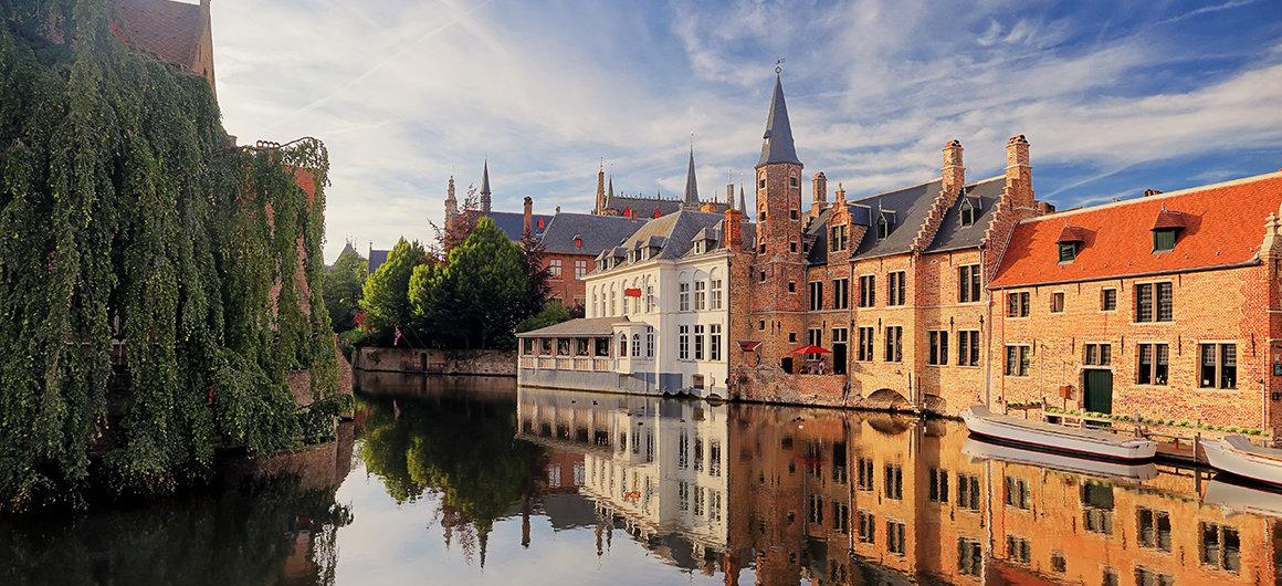 De charmante stad Brugge