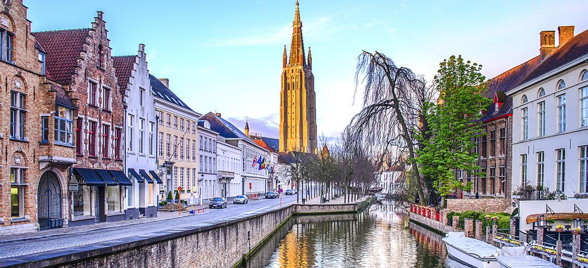 Onze-Lieve-Vrouwe-Kerk in Brugge