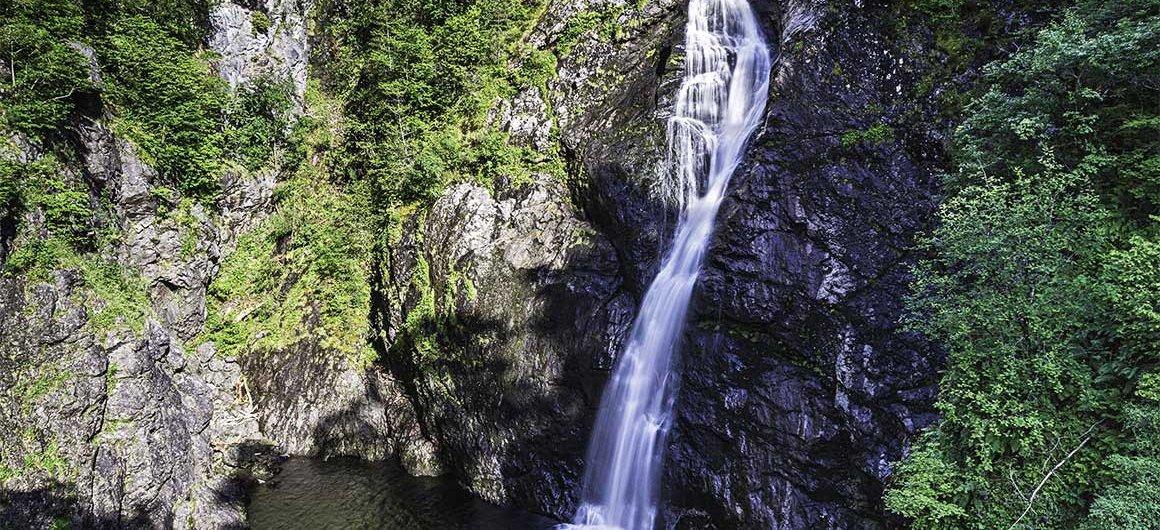Watervallen van Foyers, Loch Ness