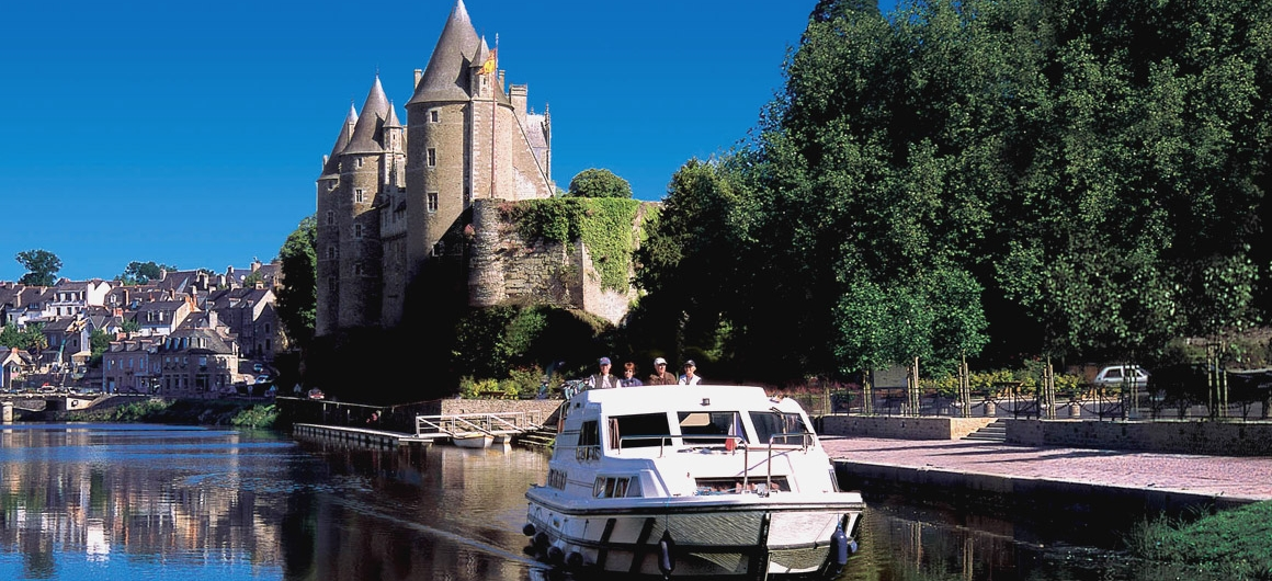 Château de Josselin, Bretagne