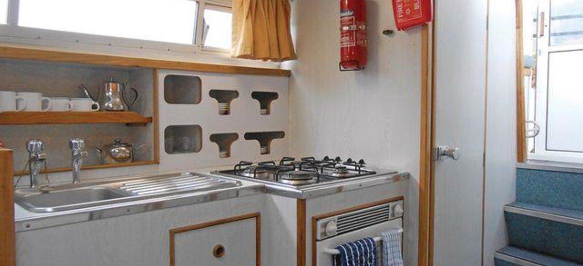 Kingfisher WHS - keuken