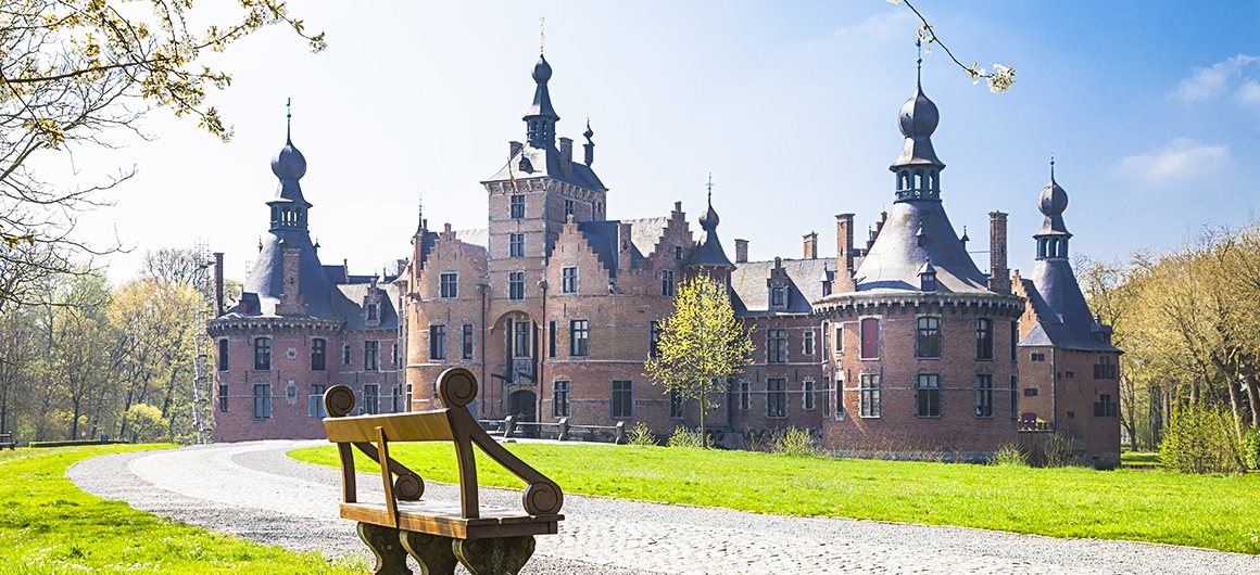 Kasteel Ooidonk in Deinze