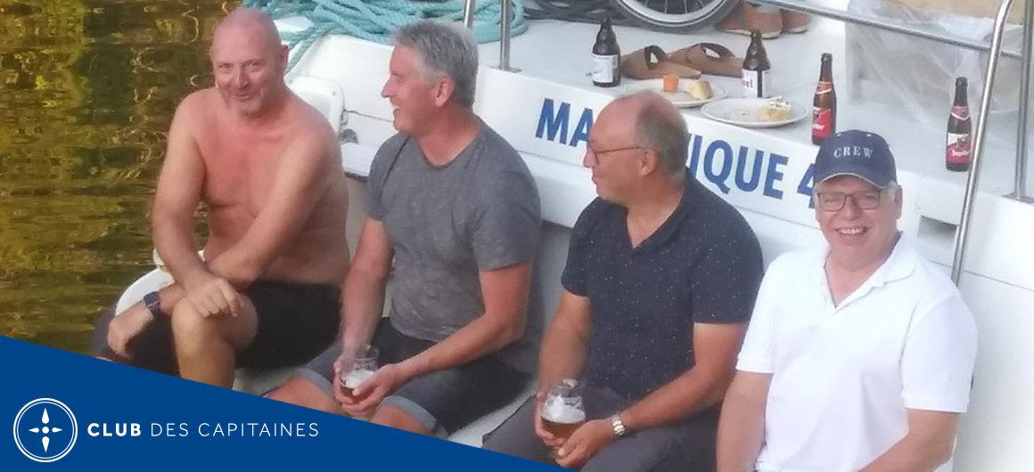 Capitaine Ronny en France