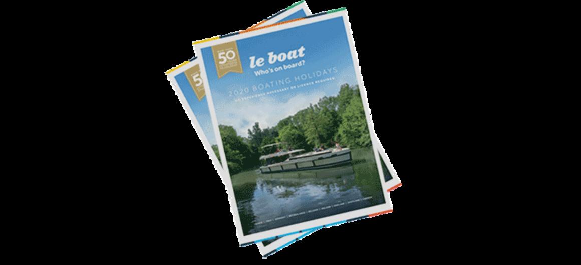 Le Boat - brochure 2020