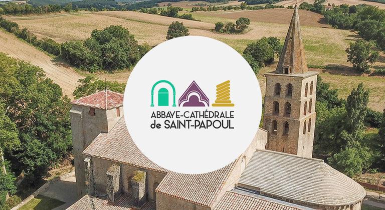 Abbaye-cathédrale de Saint-Papoul
