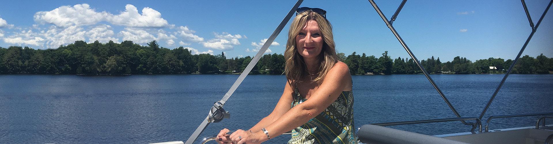 Cheryl Brown   Managing Director   Le Boat