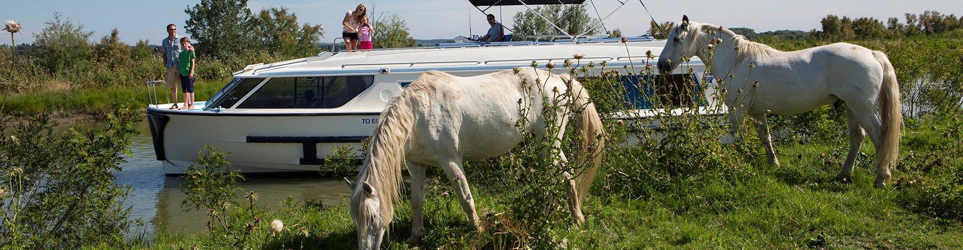 Vaarvakanties voor paardenliefhebbers