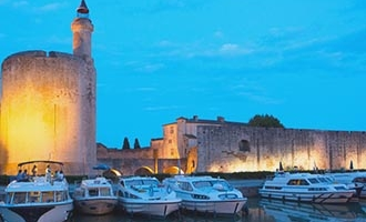 Aigues-Mortes in Camargue