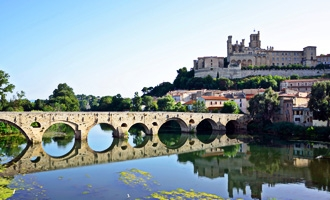 Brug bij Béziers