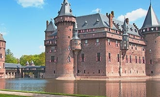 Château De Haar, Utrecht