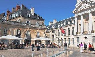 Plein in Dijon