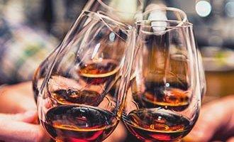 Glas Cognac
