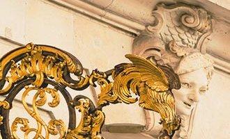 Les décorations lumineuses de la Place Stanislas
